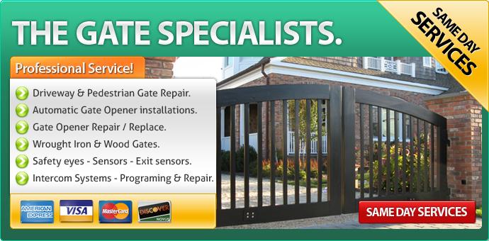 Gate Repair Franktown CO